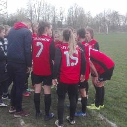 09.04.2017 IV liga: ŁKS Łochów - WAP 0:6 (0:3)