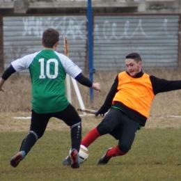 Spartan Sosny 8:0 (2:0) KS Białcz / Sparing
