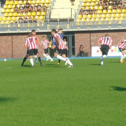 28.08.2013: Zawisza II - Polonia Bydgoszcz 4:0