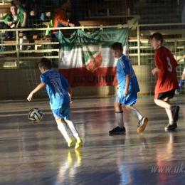 Świąteczny turniej orlików w Tarnowie