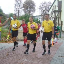 25.08.2018: Sokół Radomin - Zawisza 1:2 (klasa okręgowa)