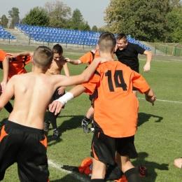 2018-10-07 Trampkarz  Dąbroczanka Pępowo 4 -5 Orla Jutrosin