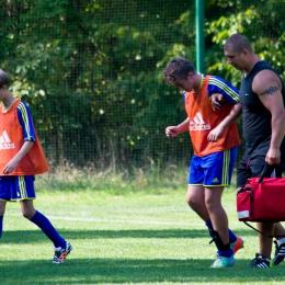 Trampkarze: Wel Lidzbark - GKS Wikielec (0:8) 06.09.2014