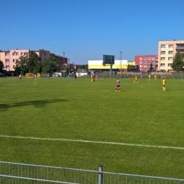 Pierwszy Chwałowice - Inter Krostoszowice :: Juniorzy Rybnik - 28.08.2016