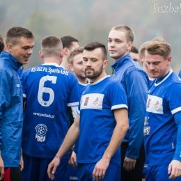 10. kol.: Iskra Dobroń - Sparta Łódź 6:0