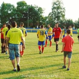 OLIMPIA HSB-Piast Przyrów(fot.J.Kamiński)