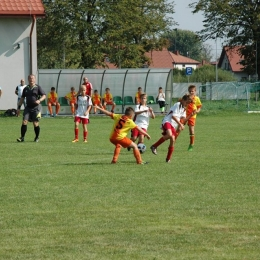 Młodziki 2004: 11.09.2016 ŁKS Łochów - SEMP II Ursynów 4:1 (1:0)