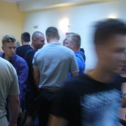 18.07.2016: Spotkanie z zawodnikami