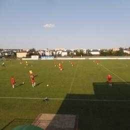 SENIORZY: VICTORIA Września - MKS OLIMPIA Koło (29.08.2018)