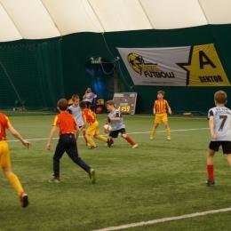 1 Kolejka 1 ligi okręgowej F1 Żak grupa 1, KS Semp - Escola Varsovia