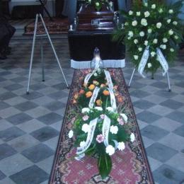 15.01.2016: Pogrzeb Zdzisława Furmanka