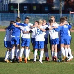 OLT: Olimpic Wrocław I - Unia Wrocław 1:7