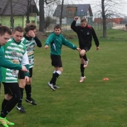 Liga - Juniorzy - GKS Sompolno vs Tulisia
