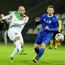 Zagłębie Sosnowiec - MKS Kluczbork 0:2, 20 marca 2016