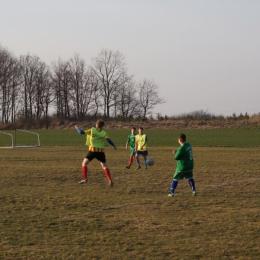 Sparing - Juniorzy - Pogoń Stawiszyn vs Tulisia