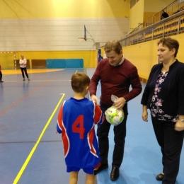 Turniej piłki nożnej drużyn młodzieżowych