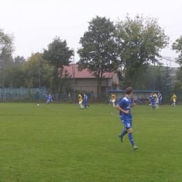 21.09.2014 Seniorzy: Dolcan II Ząbki - ŁKS Łochów 13:2 (8:0)