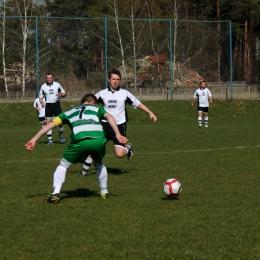 XV kolejka: Przystajń 0:1 Olszyna