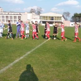 Puchar - Seniorzy - Tulisia vs Ślesin
