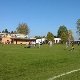 Unia Bartoszkowo 0-3  Legion Krępsko 19-10-2014