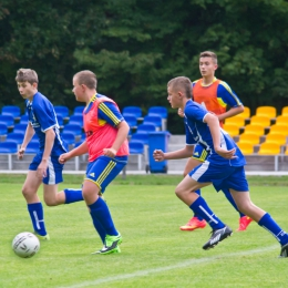 Trampkarze: Wel Lidzbark - Gmina Kozłowo (5:3) 27.08.2014