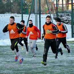Pierwszy trening Zima 2016 [2016-01-16]