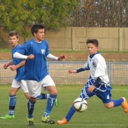 Trampkarz: MKS Kluczbork - Stal Brzeg 2:2, 30 października 2015