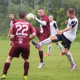 KS AMII Nowosolna Łódź - Sparta Łódź  2:6 (1:2)  [23.05.2015]