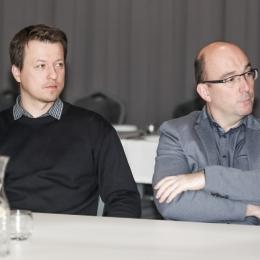 Spotkanie z partnerami klubu, 21 kwietnia 2017