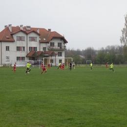 08.04.2016r - SP Pogoń Leżajsk-UKS Giganci Radymno
