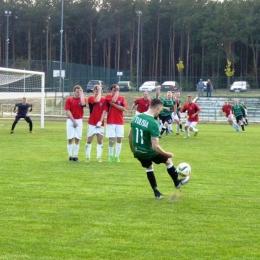 Liga - Seniorzy- Tulisia vs Teleszyna