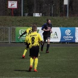 II Liga Trampkarzy Unia Kolonowskie - Piast 0-1