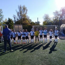Rewanżowy mecz ligowy z drużyną Chemika Moderator Bydgoszcz!