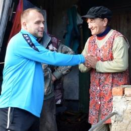 Akcja charytatywna - Pomoc mieszkańce Okszy