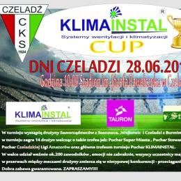 KLIMAINSTAL CUP 2015 - DNI CZELADZI 28 czerwca