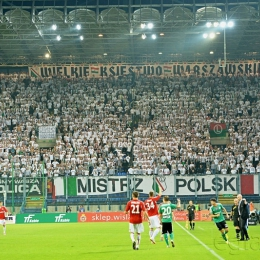 Wisła Kraków - Legia Warszawa