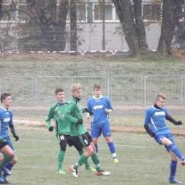 Juniorzy młodsi Piast- OKS Olesno 4-0