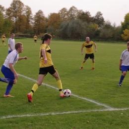 Seniorzy: 02.10.2016 ŁKS Łochów - Wicher Kobyłka 2:0 (2:0)
