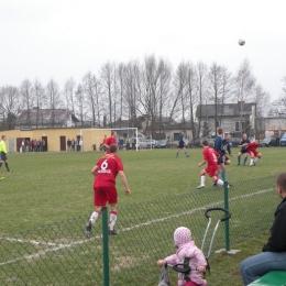 Flisak Złotoria - Chełminianka Chełmno (02.04.2011 r.)