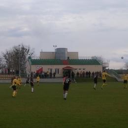 Wisła Nowe - Chełminianka Chełmno (21.04.2010 r.)