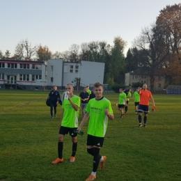 LKS Orzeł Palowice - Gwiazda Skrzyszów 27.10.2019