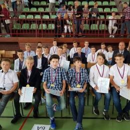 Zakończenie roku szkolnego i sezonu 2017/2018