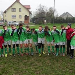 LKS Łąka - GKS Pniówek Pawłowice 26.05.2017