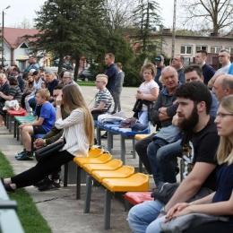 Brzozovia MOSiR DOMIX Brzozów 1:0 Cisy Jabłonica Polska