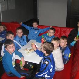 Zimowe zgrupowanie szkoleniowe Międzyrzecz 2015