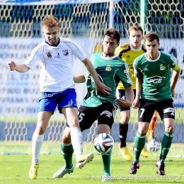 MKS Kluczbork - GKS Bełchatów 0:0, 27 września 2015