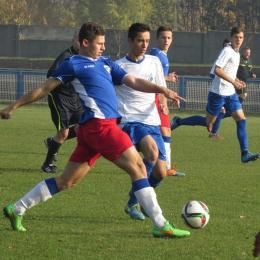 Junior starszy: MKS Kluczbork - Polonia Głubczyce 15:0, 31 października 2015 2015