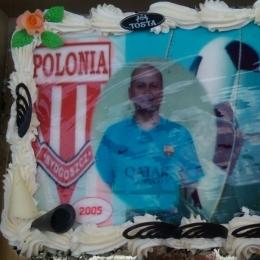 Urodziny trenera Roberta
