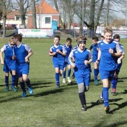 2018-04-07 Młodzik Krobianka Krobia 0 - 1 Orla Jutrosin