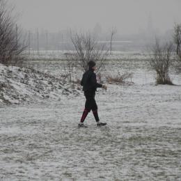 Cyklon Kończewice - Chełminianka Chełmno (29.01.2011 r.)